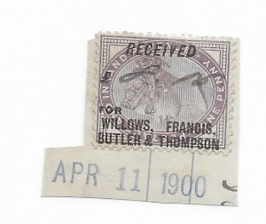 Great Britain Inland Revenue - Stamp
