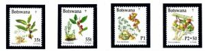 Botswana 669-72 MNH 1998 Christmas
