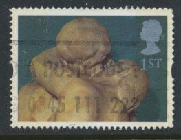 Great Britain SG 1860  Used  - Greetings Booklet stamps Art