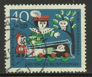 Germany Semi Postal 1964 Scott# B403 Used
