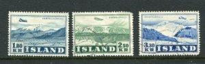 Iceland #C27-9 Used