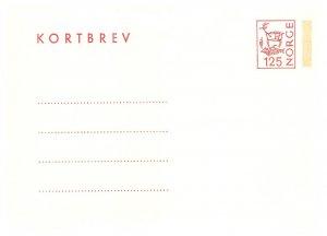 Norway, Postal Stationary