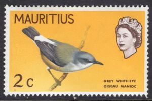 MAURITIUS SCOTT 276