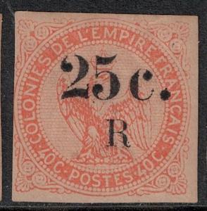 Reunion 1885 SC 4 Mint SCV $70.00