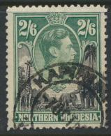 Northern Rhodesia  SG 41 SC# 41 Used - see details