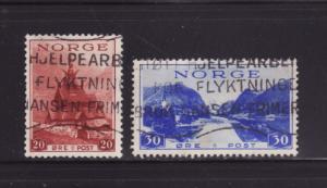 Norway 182-183 U Scenes