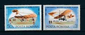 [98353] Romania 1982 Aviation Aircrafts From set MNH