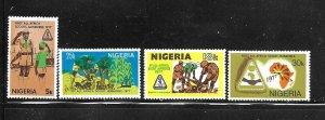 Worldwide stamps-Nigeria
