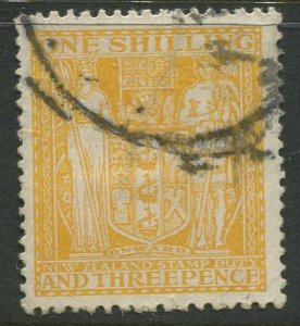 STAMP STATION PERTH New Zealand #AR75 Postal Fiscal Issue Used 1967 CV$0.60