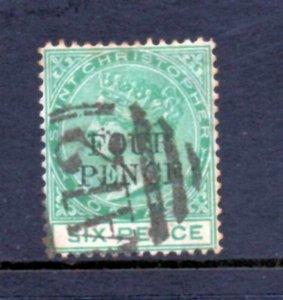 Saint Christopher - SG# 22 Used      /      Lot 0121052
