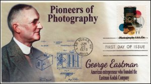 AO-1758, 1978, Photography, Pioneers of Photography, George Eastman, Add-on Cach