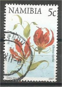 NAMIBIA, 1997, used 5c Fauna and Flora, Scott 853
