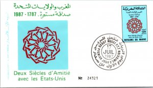 Monaco, Worldwide First Day Cover