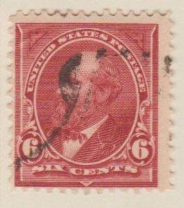 U.S. Scott #282 Garfield Stamps - Used Set of 2