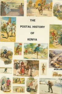 The Postal History of Kenya, by Edward B. Proud