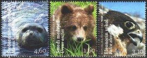 Croatia. 2011. 972-74. Fauna of Croatia. MVLH.