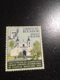 Ecuador sc C376 MNH