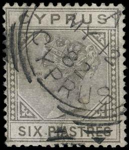 Cyprus Scott 15 Gibbons 15 Used Stamp