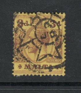Malta Sc 54 (SG 78), used