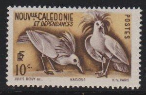 New Caledonia 176 mint hinged