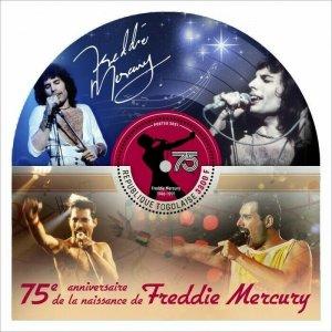 2021/06- TOGO - FREDDIE MERCURY           1V    MNH **