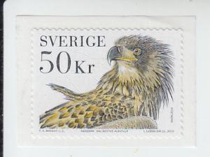 2016 Sweden White-tailed Eagle SA Coil (Scott 2767) MNH
