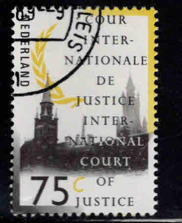 Netherlands Scott o51 Used CTO official stamp