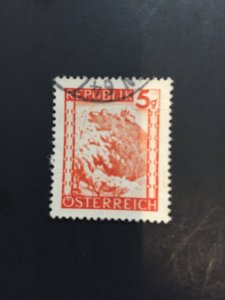 **Austria #502u