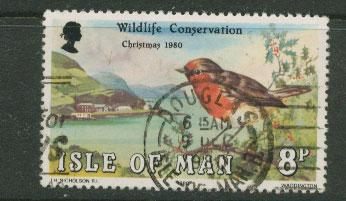 Isle of Man SG 182 VFU