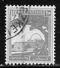 Palestine 73, 10c Rachel's Tomb, used, VF