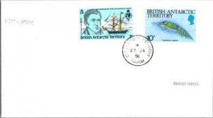 British Antarctic Territory, Polar