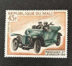 Mali 1968 #112, MNH, SCV $2.00