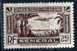 Senegal ~ Scott # C1 ~ MNH