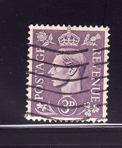 Great Britain 263 U George VI (F)
