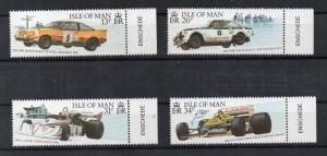 ISLE OF MAN - MOTOR SPORTS - CARS - 1988 -