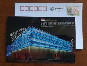 Monaco Pavilion Architecture,CN10 Expo 2010 Shanghai World Exposition PSC