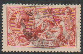 GB George V assumes SG 416  as lowest priced shade Used