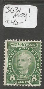 Sarawak SG 31 MOG (2chd)