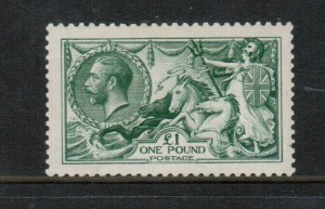 Great Britain #176 Extra Fine Never Hinged