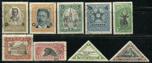 LIBERIA Postage Stamp Collection Africa Used
