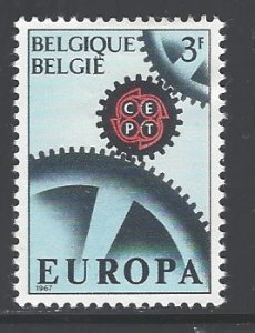 Belgium Sc # 688 mint hinged (RS)