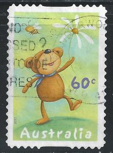 Australia #3329 60c Teddy Bear