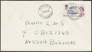BAHAMAS 1966 local cover ROSES cds..........................................6583