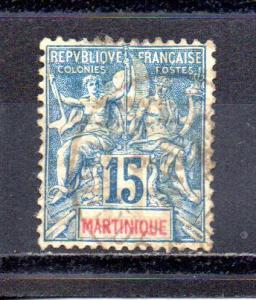 Martinique 40 used