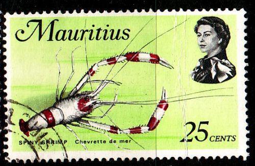 MAURITIUS [1969] MiNr 0338 Y ( O/used ) Tiere