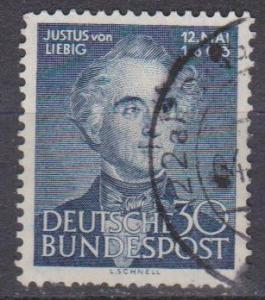 Germany #695 F-VF Used CV $22.50 (B7970)