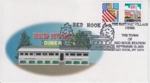 2003 Red Hook Diner Red Hook NY Pictorial