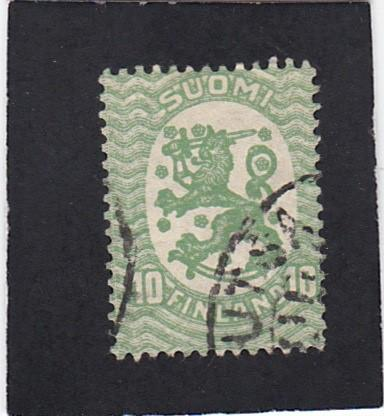 Finland  #  86  used