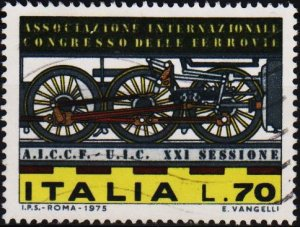 Italy. 1975 70L S.G.1450 Fine Used