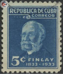 Cuba 1934 Scott 320   Used   CU11364
